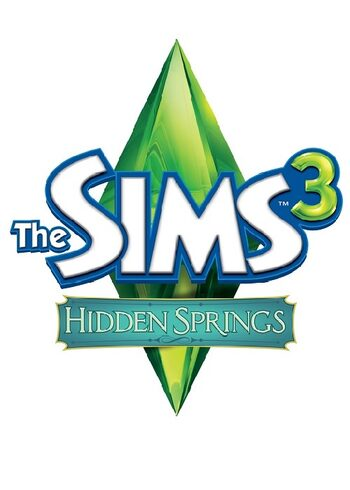 The Sims 3: Hidden Springs (DLC) Origin Key GLOBAL
