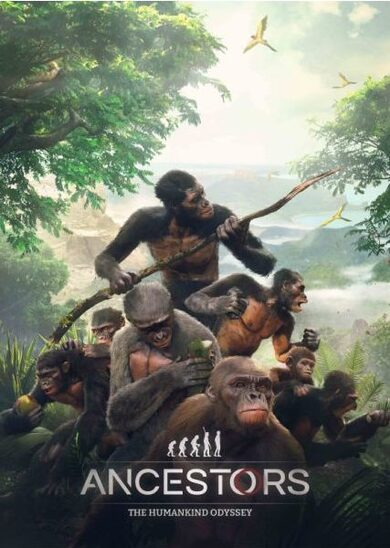 Ancestors: The Humankind Odyssey Epic Games Key EUROPE