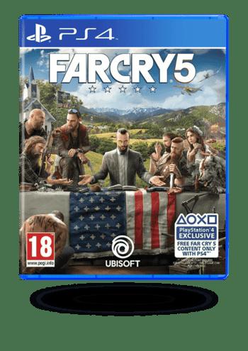 Far Cry 5 PlayStation 4