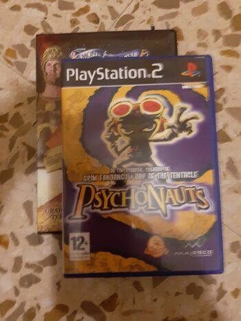 Psychonauts PlayStation 2
