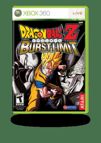 Dragon Ball Z: Burst Limit Xbox 360