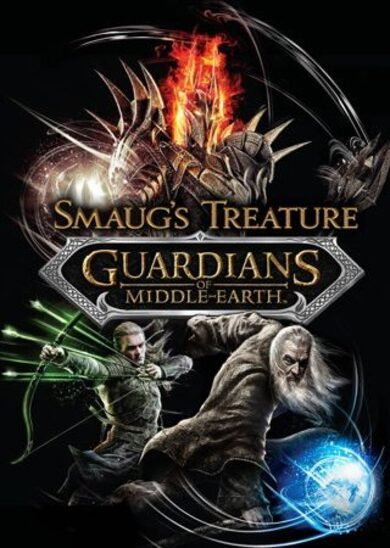 Guardians of Middle-Earth: Smaug's Treasure (DLC) Steam Key GLOBAL
