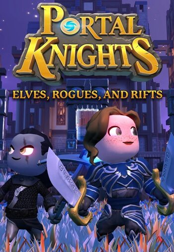 Portal Knights - Elves, Rogues, and Rifts (DLC) Steam Key GLOBAL