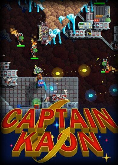 Captain Kaon Steam Key GLOBAL