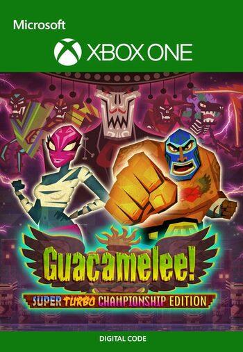Guacamelee! Super Turbo Championship Edition (Xbox One) Xbox Live Key UNITED STATES