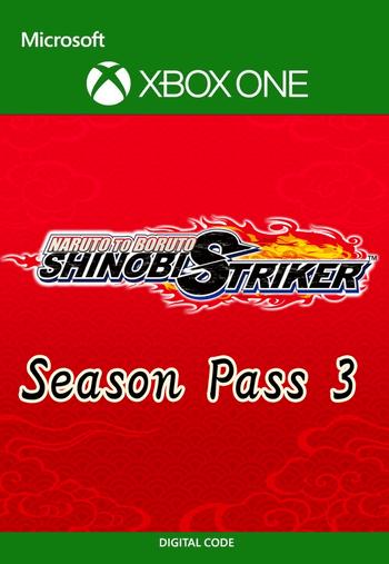Naruto to Boruto: Shinobi Striker - Season Pass 3 (DLC) XBOX LIVE Key UNITED STATES