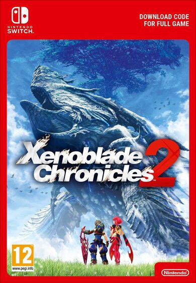 Xenoblade Chronicles 2 (Nintendo Switch) eShop Clave EUROPA