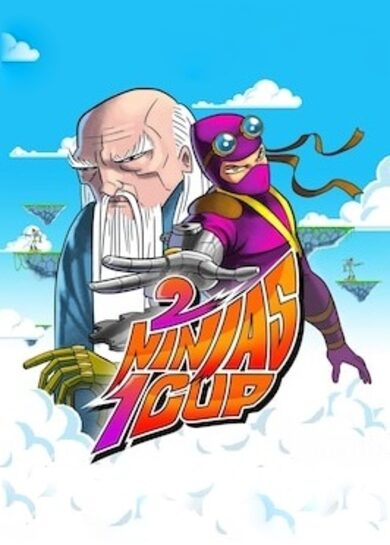 2 Ninjas 1 Cup Steam Key GLOBAL