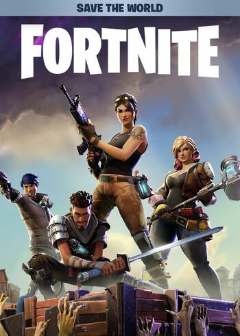 Fortnite: Save the World - Standard Founders Pack Epic Games Key EUROPE