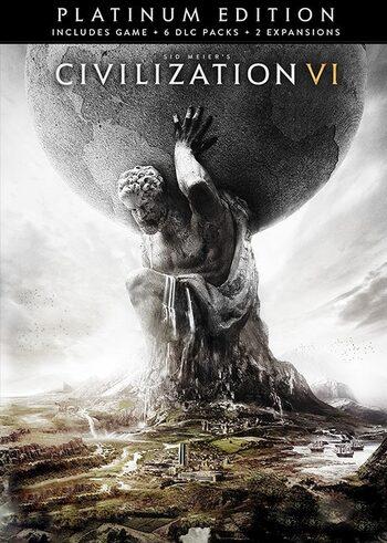 Sid Meier's Civilization VI: Platinum Edition Steam Key GLOBAL