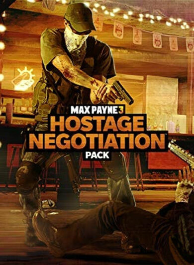 Max Payne 3 - Hostage Negotiation Pack (DLC) Steam Key EUROPE