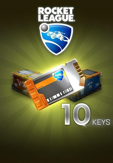 Rocket League - Crate Unlock Key X10 (PS4) Key UNITED STATES