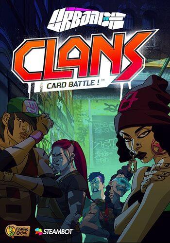 Urbance Clans Card Battle! Steam Key GLOBAL