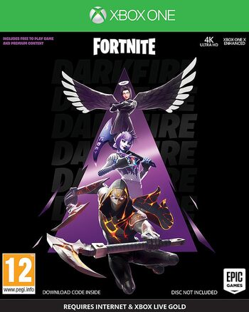 Fortnite: Darkfire Bundle (Xbox One) (DLC) Xbox Live Key EUROPE