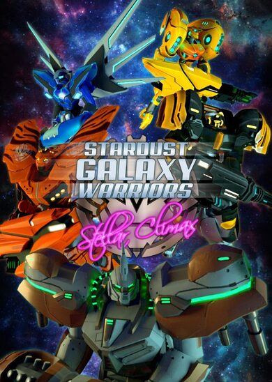 Stardust Galaxy Warriors: Stellar Climax Steam Key GLOBAL