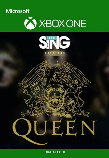Let's Sing Queen XBOX LIVE Key UNITED STATES