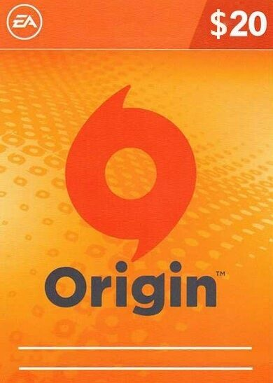 EA Origin Cash Card 20 USD Origin Key UNITED STATES