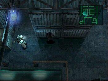 Redeem Metal Gear Solid PlayStation