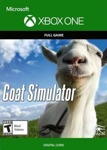 Goat Simulator (Xbox One) Xbox Live Key UNITED STATES