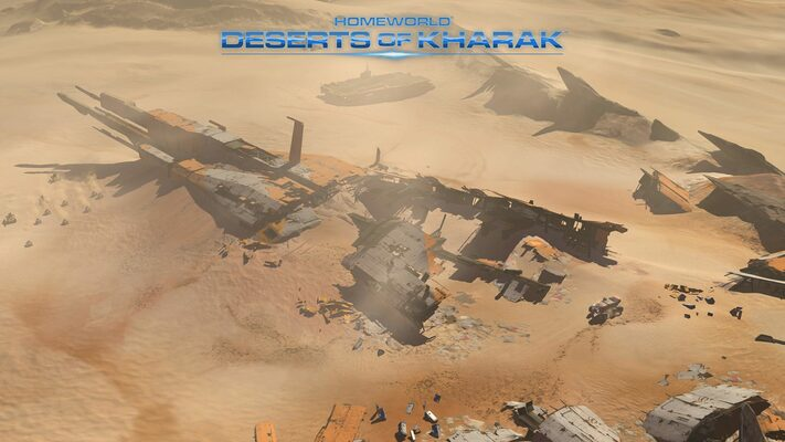 Homeworld: Deserts of Kharak Steam Key GLOBAL