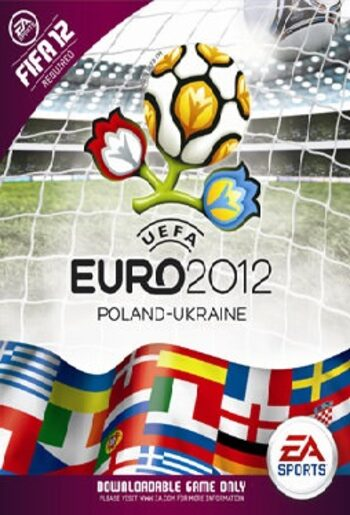 FIFA 12: UEFA Euro 2012 (DLC) Origin Key GLOBAL