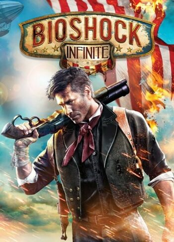BioShock Infinite Steam Key EUROPA