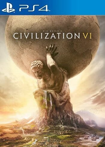 Sid Meier's Civilization VI (PS4) PSN Key EUROPE