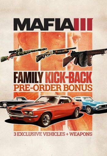 Mafia III - Family Kick-Back (DLC) Steam key GLOBAL