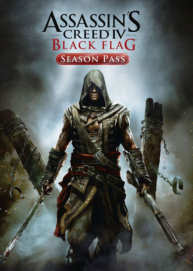 Assassin's Creed IV: Black Flag Season Pass (DLC) Uplay Key GLOBAL