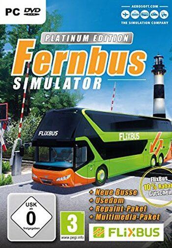 Fernbus Simulator Platinum Edition Steam Key GLOBAL