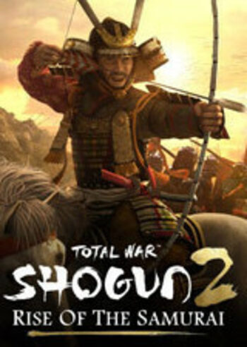 Total War: SHOGUN 2 - Rise of the Samurai Campaign (DLC) Steam Key GLOBAL