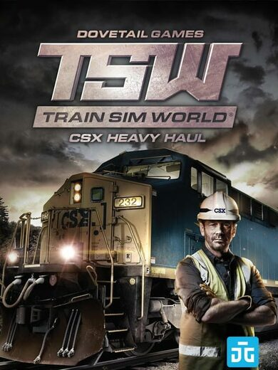 Train Sim World: CSX Heavy Haul (DLC) Steam Key EMEA / NORTH AMERICA