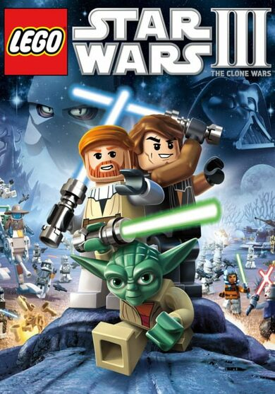 LEGO: Star Wars III - The Clone Wars Steam Key GLOBAL