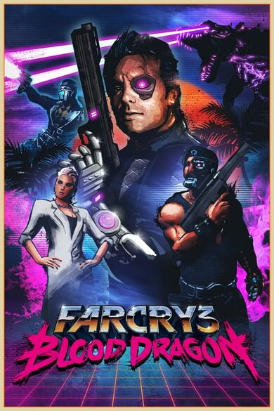 Far Cry 3: Blood Dragon Uplay Key EUROPE