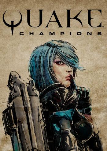 Quake Champions + Bonus Pack Steam Key GLOBAL