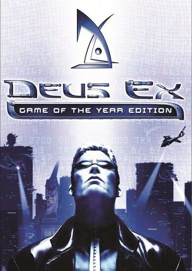 Deus Ex: Game of the Year Edition Steam Key GLOBAL