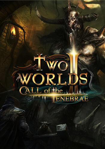 Two Worlds II HD - Call of the Tenebrae Steam Key GLOBAL