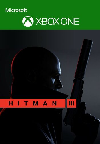 HITMAN 3 XBOX LIVE Key EUROPE