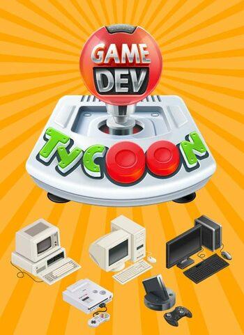 Game Dev Tycoon Steam Key GLOBAL