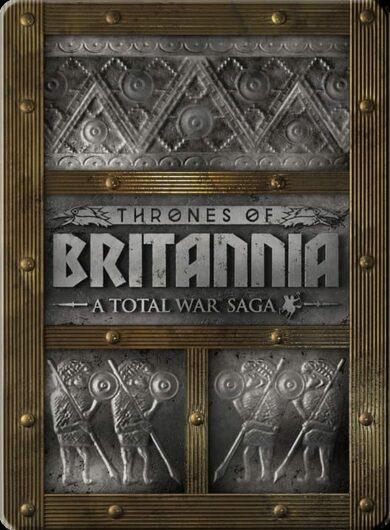 Total War Saga: Thrones of Britannia Steam Key EUROPE