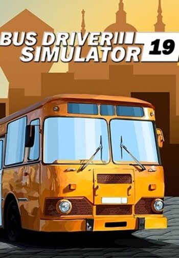 Bus Driver Simulator 2019 Steam Key GLOBAL