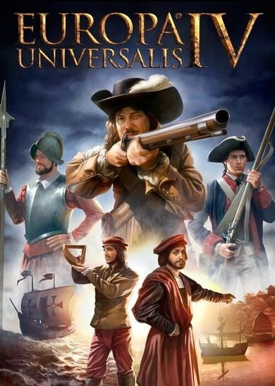 Europa Universalis IV Steam Key GLOBAL