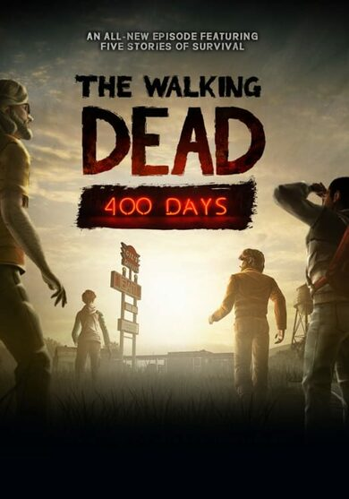 The Walking Dead: 400 Days (DLC) Steam Key GLOBAL