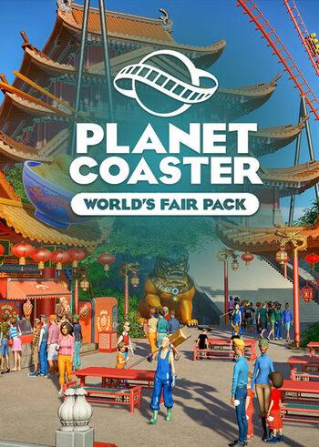 Planet Coaster - World's Fair Pack (DLC) Steam Key GLOBAL