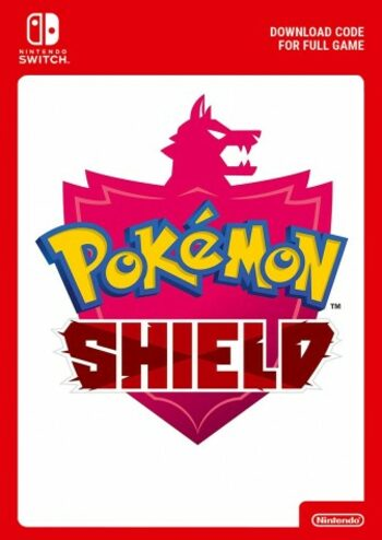 Pokemon Shield (Nintendo Switch) eShop Key EUROPE