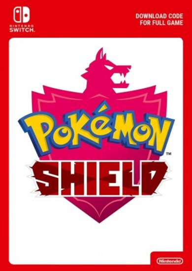 Pokemon Shield (Nintendo Switch) eShop Clave EUROPA