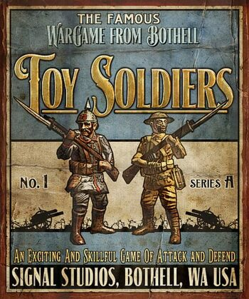 Toy Soldiers Steam Key GLOBAL