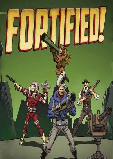 Fortified Steam Key GLOBAL