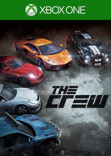 The Crew (Xbox One) Xbox Live Key GLOBAL