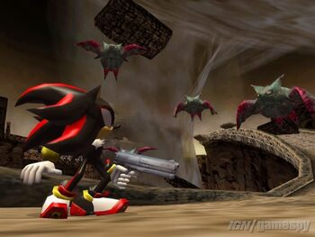 Shadow the Hedgehog Xbox for sale